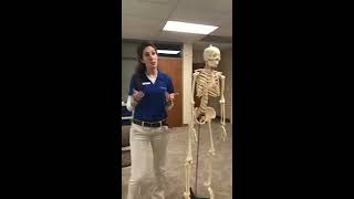 Margaret Hanna, PT OrthoCarolina Eastover Physical Therapy