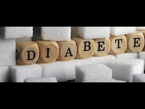 Le diabète et le goût sucré dans la bouche