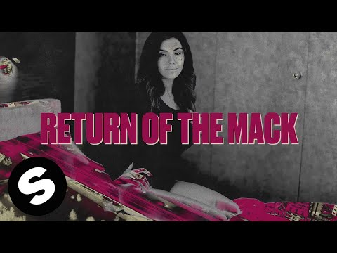 Chasner & Rob Adans - Return Of The Mack (feat. Afrojack) [Official Lyric Video]
