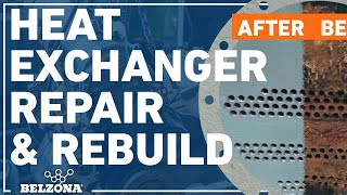 Repair and Rebuilding of HVAC Chiller
