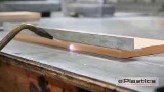 How to Flame Polish Acrylic (Plexiglass)