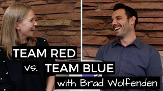 Team Red vs. Team Blue and how to get into Cyber Security - with Brad Wolfenden