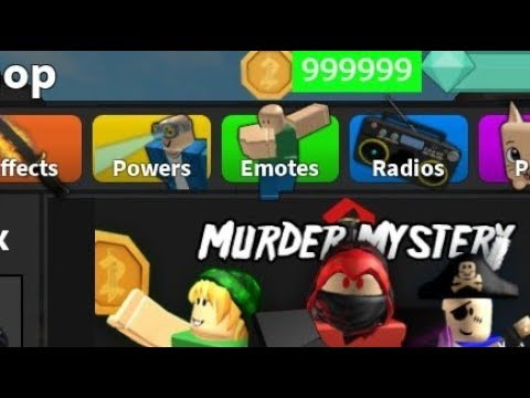 Roblox Murder Mystery 2 Hack 2020 How To Get Free Coins On Murder Mystery 2