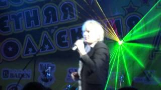 Виктор Салтыков - Нежные локоны - Live 12-08-2011