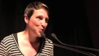"""Becky Boone -- """"Why you should care about your local government"""" at Ignite Boulder 25"""