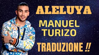 Reik , Manuel Turizo   Aleluya ( Lyrics And Italian Translate ) * TRADUZIONE *