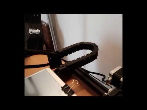 Chaîne de guidage câble  Axe Y CR-10