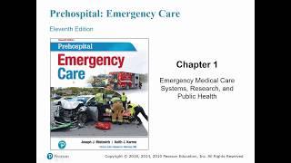 Chap 1 Pt 1 EMS Systems