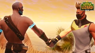 DRIFT AND RAGNAROK TEAM UP?! * NEW SEASON 5 *Fortnite Short