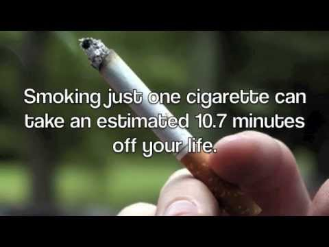An introduction to the negative effects of smoking