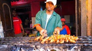 Street Food Tour Of Lamu, Kenya - FOOD MELTING POT And Sailboat BBQ - Kenyan Swahili Food!
