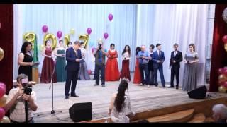 НОВОСТИ   28 06 2017г  Выпускной бал школа 1  x264