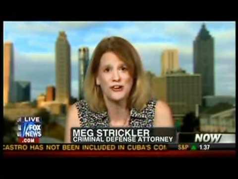 Meg Strickler on Fox News April 19, 2011