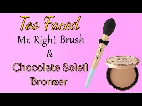 Mr Right Perfect Powder Brush