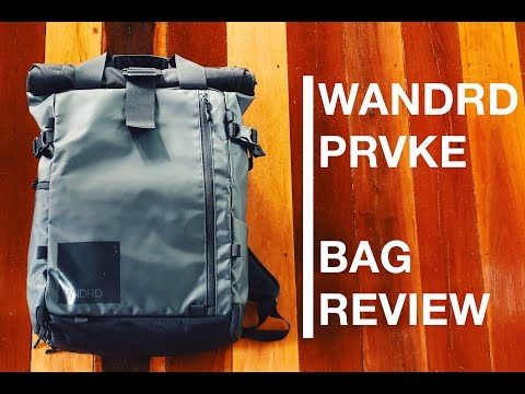 BEST TRAVEL BAG 2016 – WANDRD PRVKE Bag Review