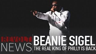 """Beanie Sigel: """"The Real King Of Philly Is Back"""""""