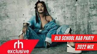 OLD SCHOOL R&B PARTY MIX ~ Usher, Nelly Chris Brown, Ashanti ,Rihanna -DJ MULLAZ (RH EXCLUSIVE)