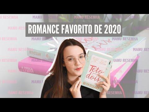 Romance favorito 2020: TETO PARA DOIS (Beth O'Leary) | Manu Resenha