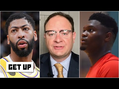Woj's NBA updates: Lakers, Rockets & Pelicans | Get Up