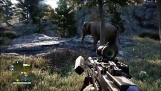 Приколы и глюки Far Cry 4