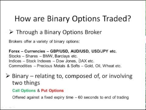A bináris opciók legjobb terminálja