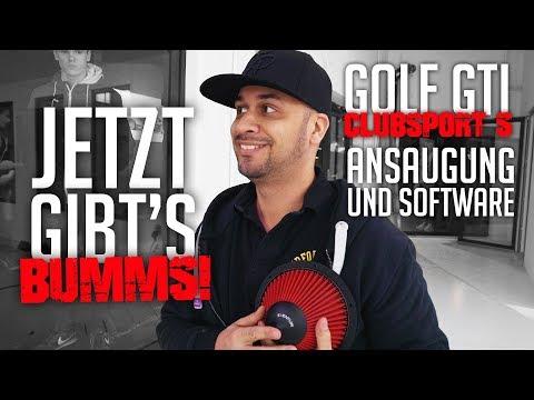 JP Performance - Jetzt gibt's Bumms! | Ansaugung und Software | VW Golf 7 GTI Clubsport S