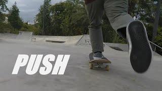 FPV Cinematic || Skateboarding (PUSH)