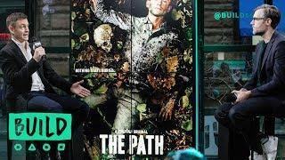 Hugh Dancy Discusses His Hulu Show, The Path