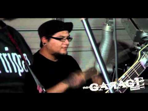 Fall Of Idols on WOAI's The Garage Pt. 1
