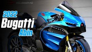 2022 Bugatti Motorcycle Concept by Abin Designs