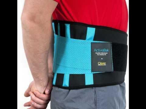 Rückenstützgürtel, Stützgürtel Rücken, Rückengurt, Bauch Bandage