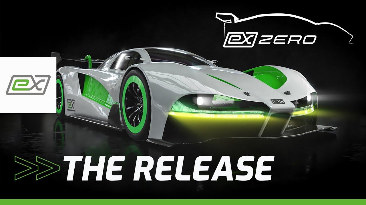Mike Rockenfeller: eX ZERO is every racing driver's dream