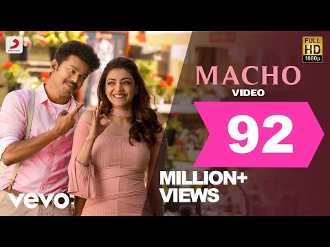 Download Mersal - Maacho Tamil Video | Vijay, Kajal Aggarwal | A.R. Rahman HD Mp4 3GP Video and MP3
