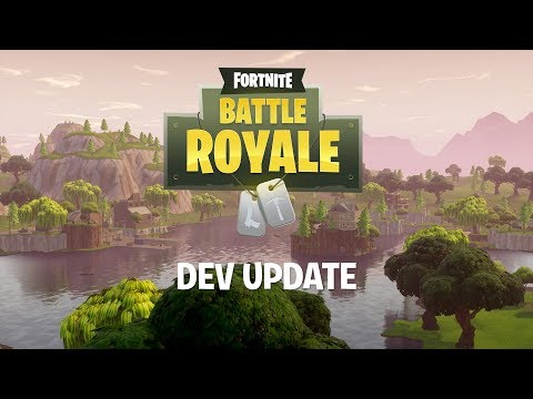 Battle Royale Dev Update #5 – Incoming Map Update