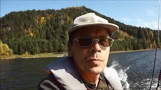Весенняя рыбалка на иркуте