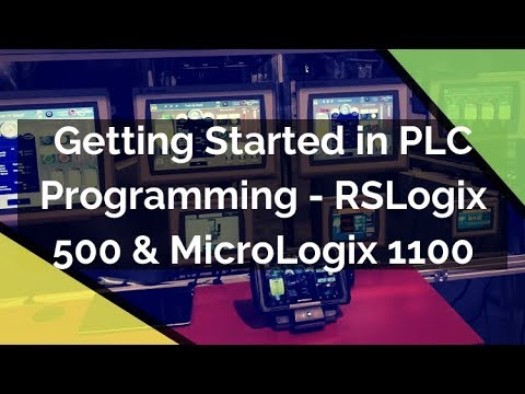 PLC Programming Tutorial for Beginners on How to Get Started ...