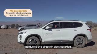 Entrevista sobre los Modos de Conducción del SANTA FE 2019