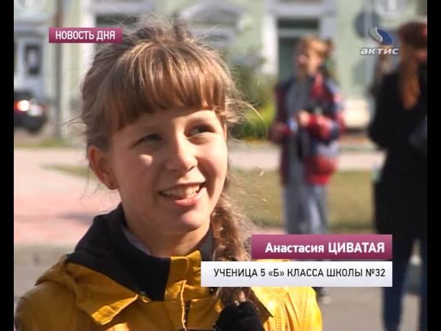Ангарские школьники против войны