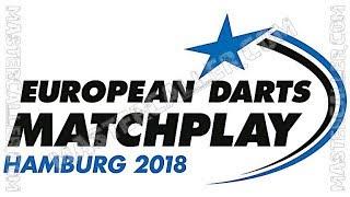 2018 European Darts Matchplay Round 1 Owen vs Koltsov
