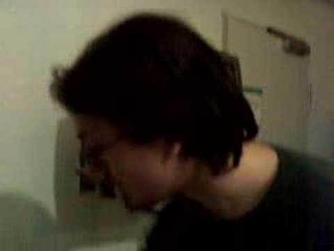 Sesso in bagno con lidraulico in