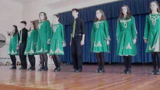 """""""Cry of the Celts"""" - St. Joseph"""