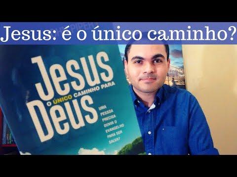 Jesus é o único caminho para Deus  - John Piper - Editora Cultura Cristã