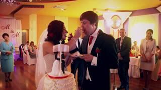 Dron na weselu i ślubie - Platinum Studio Filmowe - Krosno - Moderówka sala.