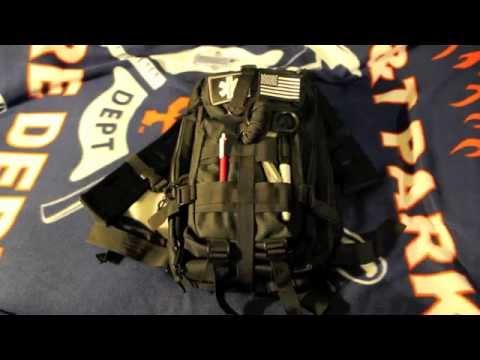 EMT/EMS Everyday Carry Work Bag (EDC)