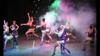 Debbie Barrass Academy - Dancers (Rhythm is gonna get you) Part 2. Live