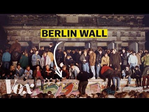 Omyl, který zboural Berlínskou zeď