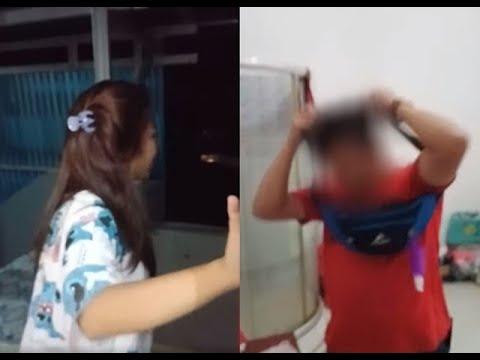 Viral, Penggerebekan Diduga Oknum Polisi Selingkuhi Istri Orang