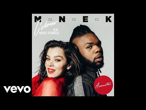 MNEK - Colour (Acoustic / Audio) ft. Hailee Steinfeld