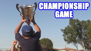 CHAMPIONSHIP GAME! | On-Season Softball Series