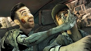 СЮРПРИЗ, МАЗАФАКА! - The Walking Dead: Final Season Эпизод 1 #1